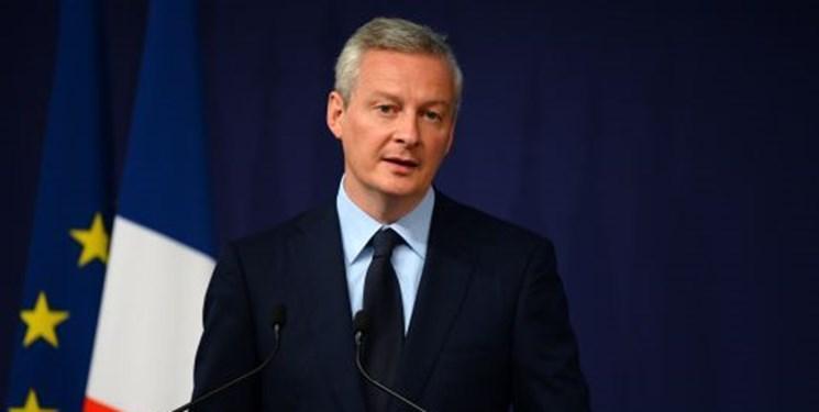 وزیر اقتصاد فرانسه: در برابر آمریکا سر فرود نمی آوریم