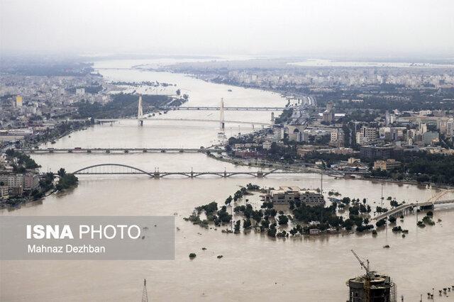 تاکنون دستور تخلیه هیچ منطقه ای در شهر اهواز صادر نشده است