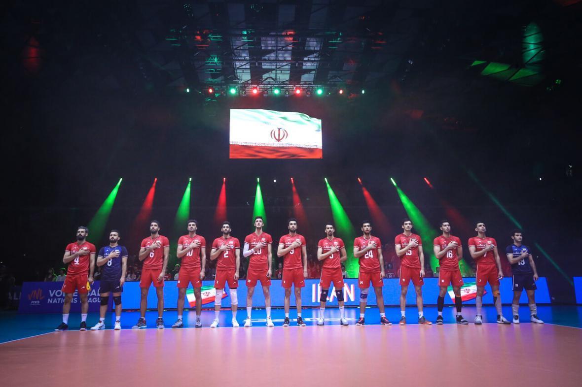 خبرنگاران ماجرای اشتباه عجیب سایت فدراسیون جهانی والیبال؛ ایران صعود نکرده است