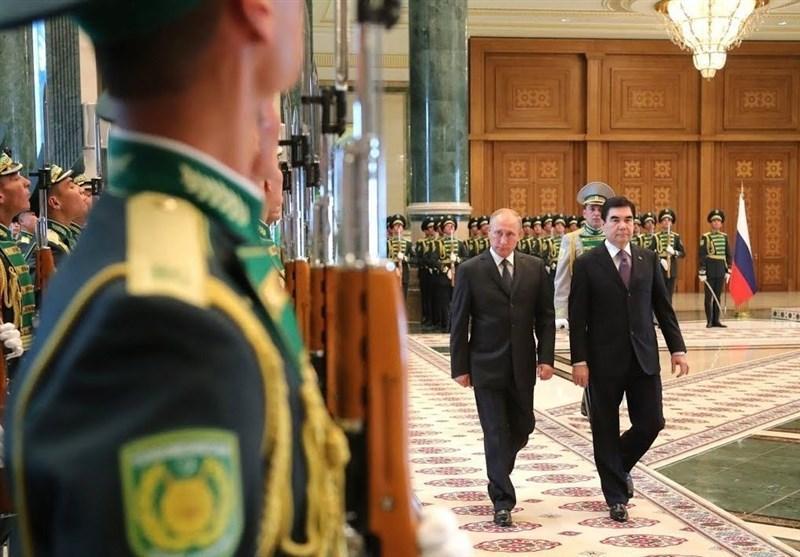 روسیه به دنبال گسترش همکاری ها با ترکمنستان