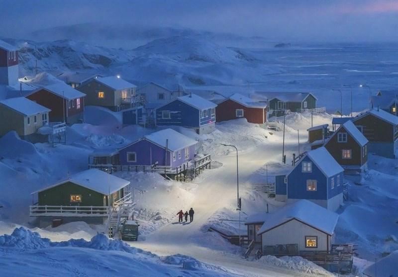 ترامپ به دنبال خرید منطقه گرینلند از دولت دانمارک
