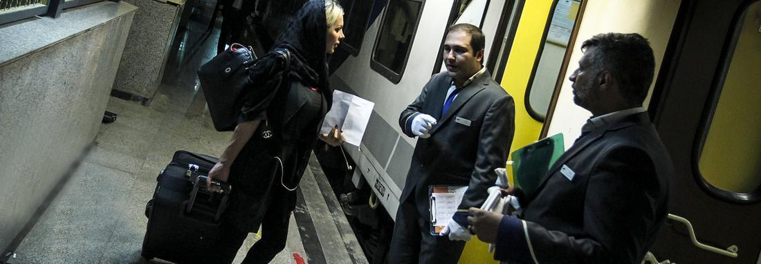 گزارش یورونیوز از حرکت قطار تهران &ndash آنکارا ، جزئیات سفر و راستا حرکت ؛ تهرانی ها چطور ریلی به آنکارا می رسند