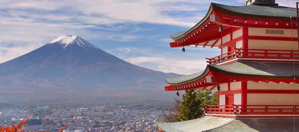 تور ژاپن با ریسمون