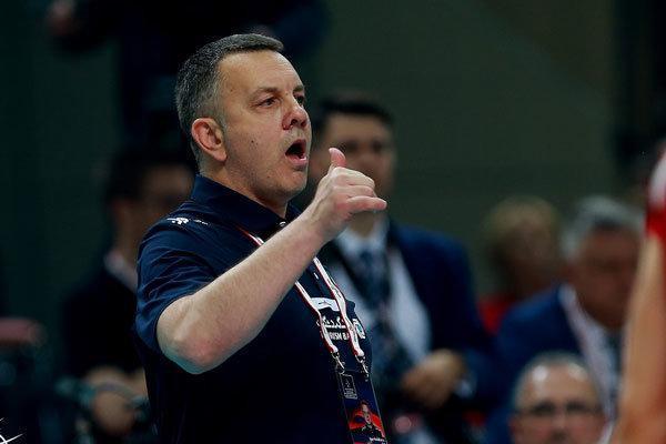 اعتراض ایگور به شرایط تمرین تیم ملی والیبال