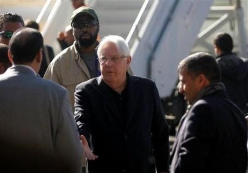 دیدار نماینده سازمان ملل در امور یمن با بن سلمان