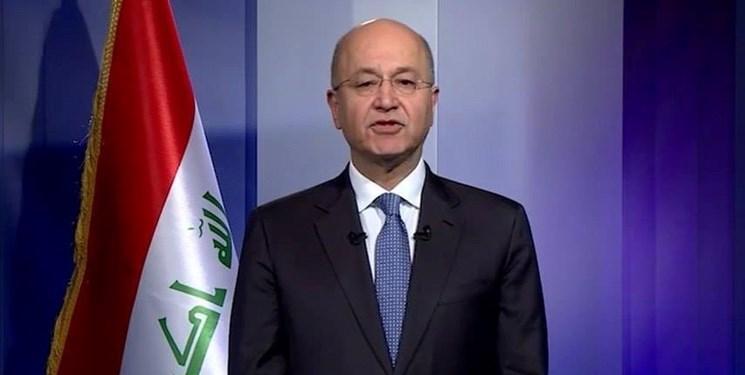 درخواست برهم صالح برای معین بزرگترین فراکسیون مجلس عراق