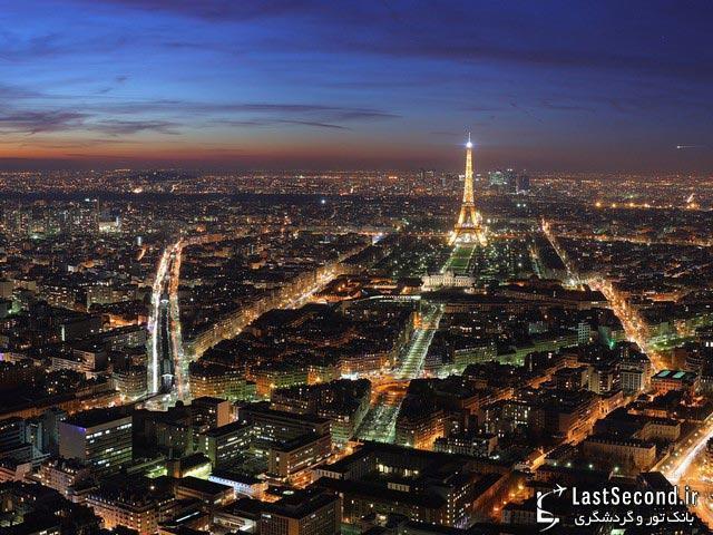 زیبا ترین شهرهای جهان : پاریس، فرانسه