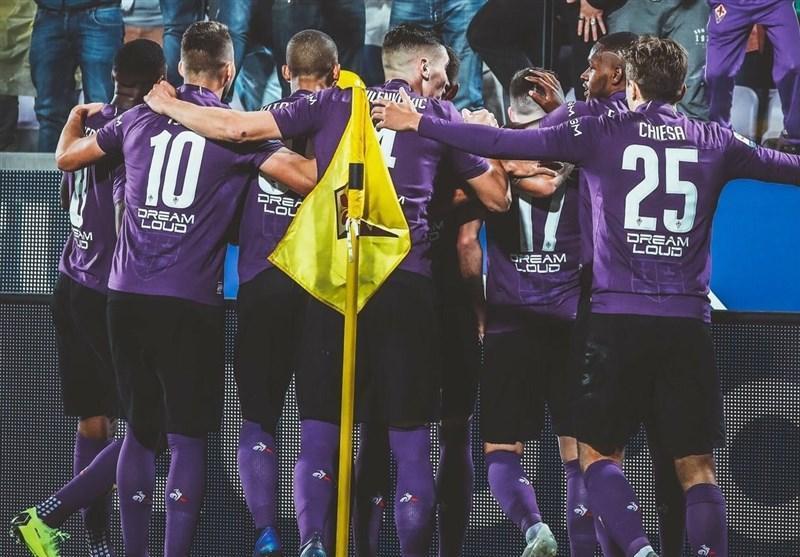 سری A، تداوم بحران ناپولی با شکست خانگی مقابل فیورنتینا