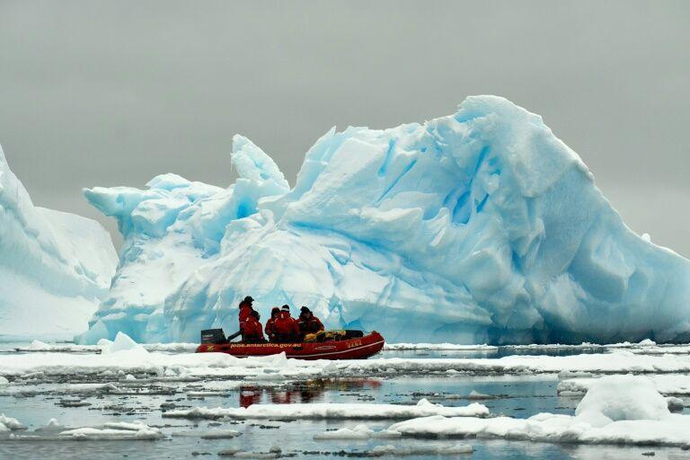 خبرنگاران کرونا و پیامدهای آن از اقیانوس تا قطب