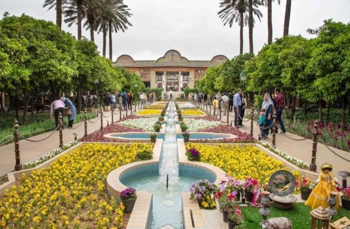 خوشا شیراز و جاذبه های گردشگری اش