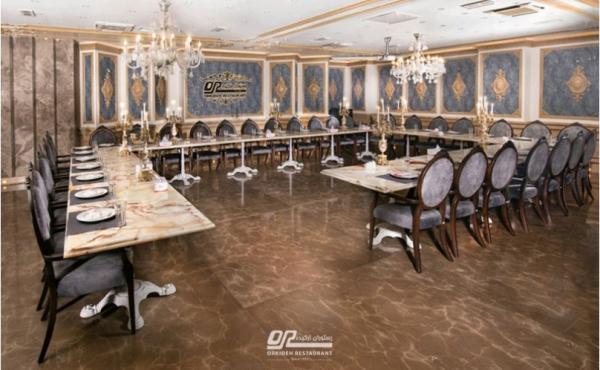 بهترین رستوران برای برگزاری مراسم خاتمه سال کاری کجاست؟