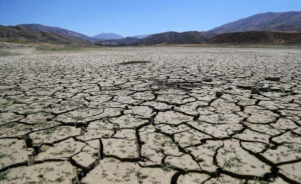 گزارش تکان دهنده هواشناسی از خشکسالی در ایران